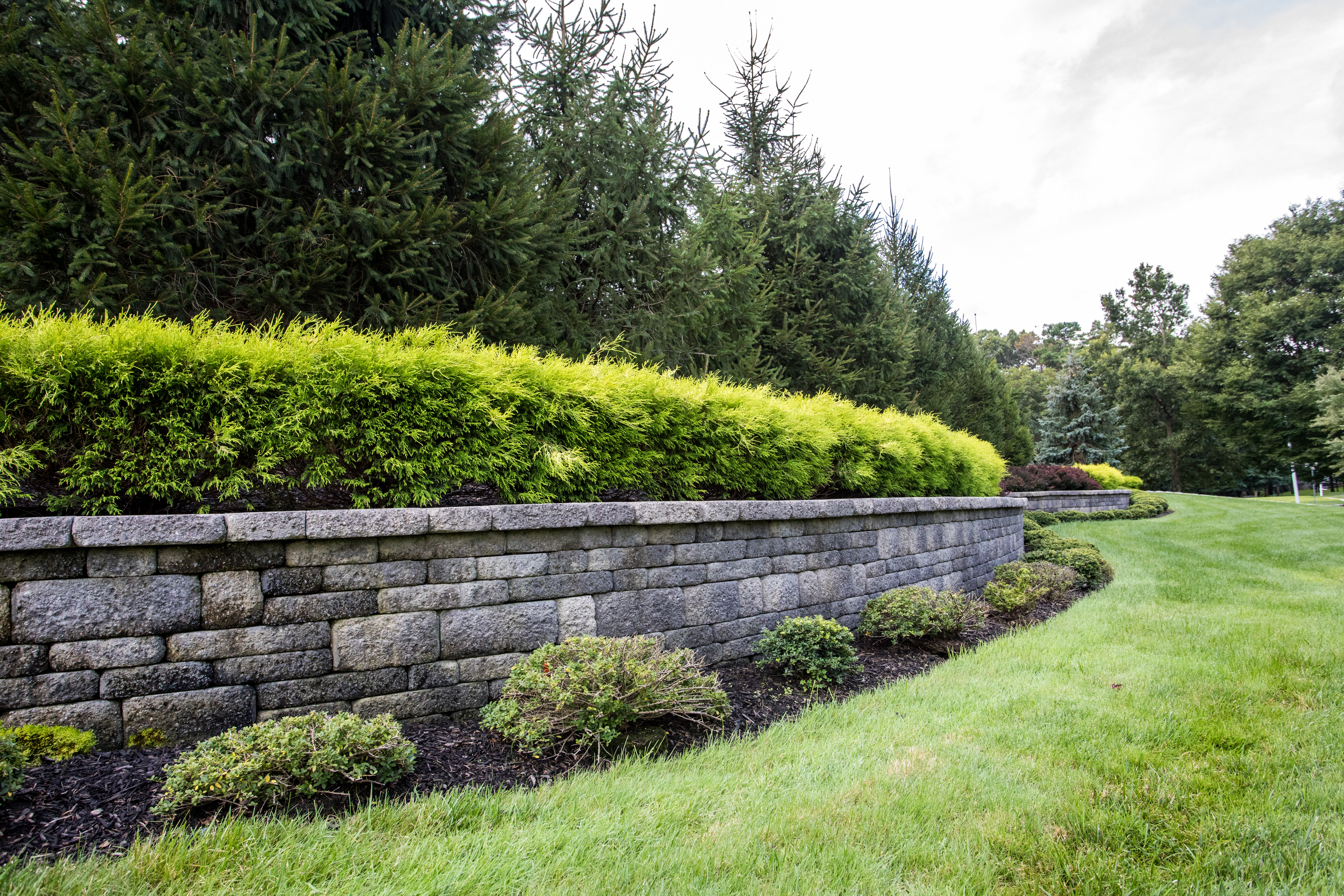 Stone Walls Landscaping New Jersey Landscaper Natural Stone