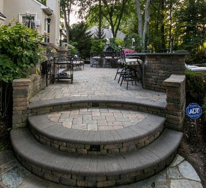 Nj Landscaper Outdoor Space Design Nj Landscape Design Monmouth County Landscapers