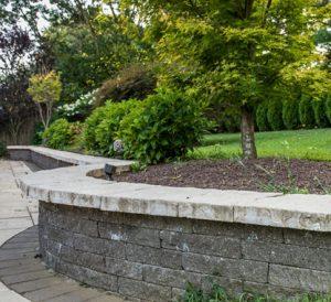 Retaining Walls Nj New Jersey Landscape Contractors